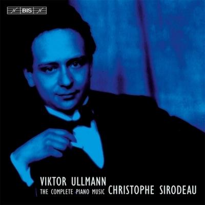 ピアノ曲全集 クリストフ・シロドー(2CD) : ウルマン、ヴィクトル ...