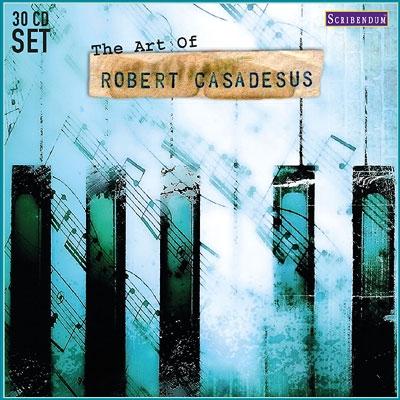 ロベール・カサドシュの芸術〜1935−62年レコーディングス(30CD)