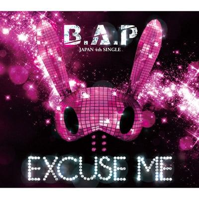 EXCUSE ME 【数量限定盤】 (CD+グッズ)