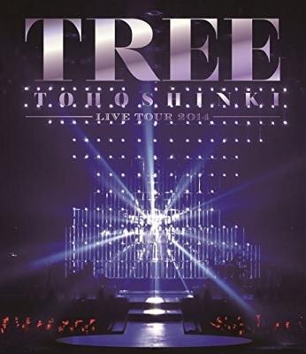 東方神起 LIVE TOUR 2014 〜TREE〜【通常盤】 (Blu-ray)