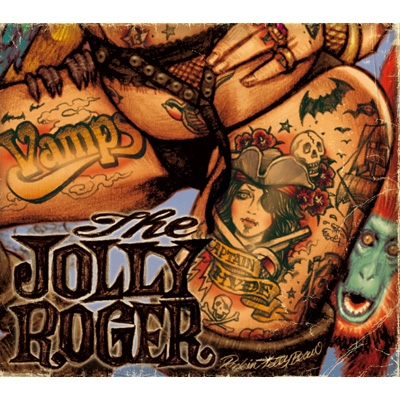 GET AWAY/THE JOLLY ROGER (+DVD)【初回限定盤B】