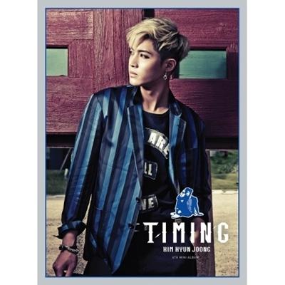 4th Mini Album: TIMING