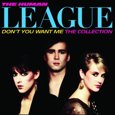 Human League -Don't You Want Me The Collection