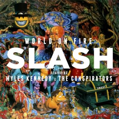 WORLD ON FIRE (+DVD)(デラックス・エディション)