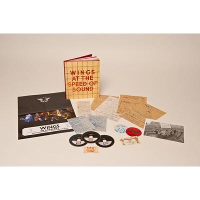Wings At The Speed Of Sound (2CD+DVD)(スーパー・デラックス・エディション)