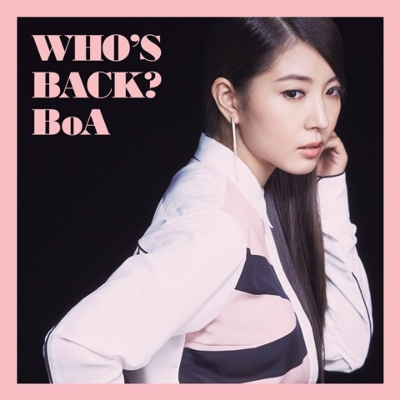 WHO'S BACK? (CD only)