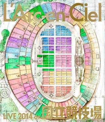 L'Arc〜en〜Ciel LIVE 2014 at 国立競技場 (Blu-ray)【初回仕様限定盤】