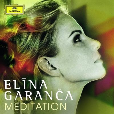 『メディテーション』 エリーナ・ガランチャ、チチョン&ドイツ放送フィル、ラトヴィア放送合唱団