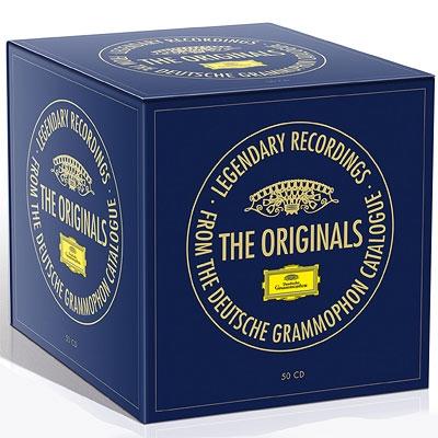 DGオリジナルズ・ボックス(50CD)
