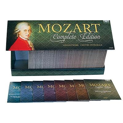 モーツァルト全集(170CD)