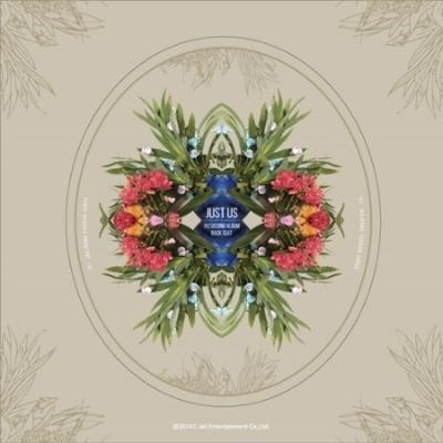 2nd Album: JUST US
