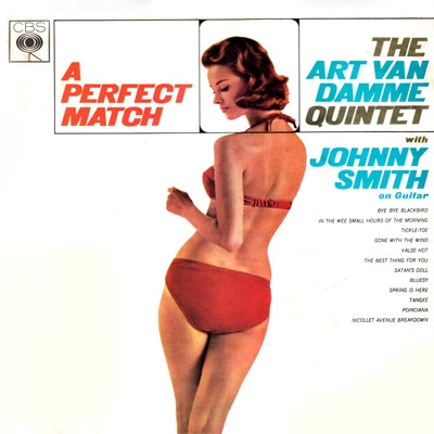 Perfect Match / Martini Time (Mini LP Sleeve)
