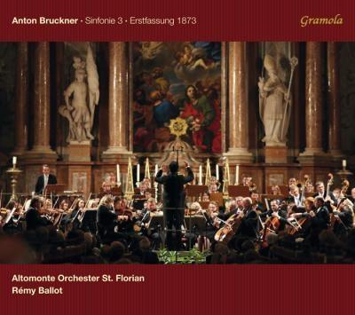 交響曲第3番(1873年第1稿) レミ・バロー&ザンクト・フロー ...