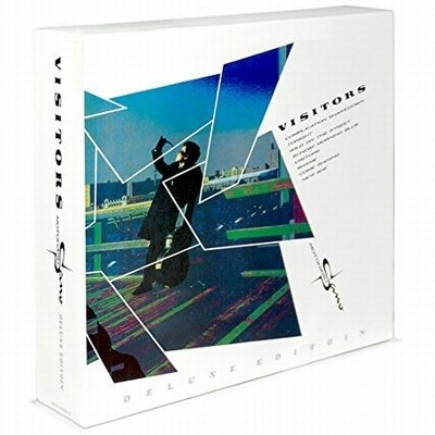 VISITORS DELUXE EDITION 【完全生産限定盤】