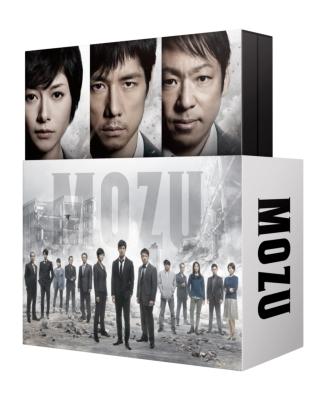 MOZU Season1 〜百舌の叫ぶ夜〜Blu-ray BOX