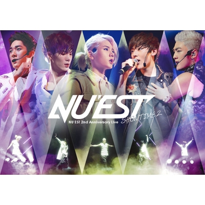 NU'EST 2nd Anniversary Live SHOWTIME2