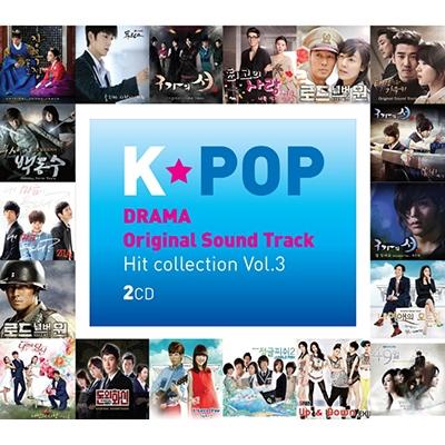 K-pop Drama Ost Hit Collection Vol.3