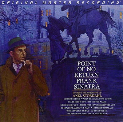 point of no return frank sinatra hmv books online 2112