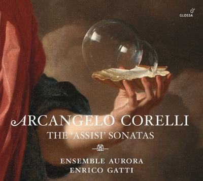 The Assisi Sonatas : E.Gatt(Vn)Ensemble Aurora