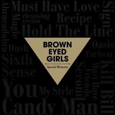 Brown Eyed Girls Best -Special Moments (2CD)