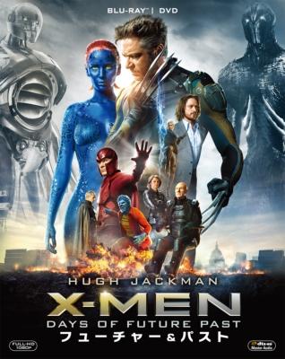 X-MEN:フューチャー&パスト 2枚組ブルーレイ&DVD〔初回生産限定〕