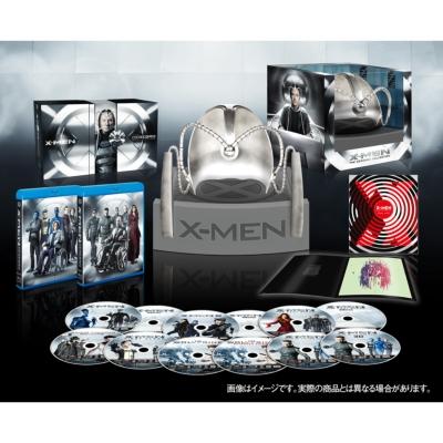 X-MEN セレブロ・コレクション<CEREBROヘルメット付> 〔700セット数量限定生産〕