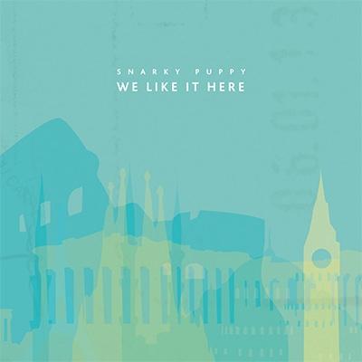 We Like It Here (+DVD)
