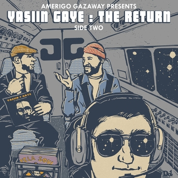 Yasiin Gaye The Return (2枚組アナログレコード)