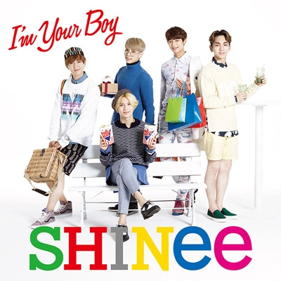 I'm Your Boy 【通常盤】 (CD+撮りおろしフォトブックレット・type C)