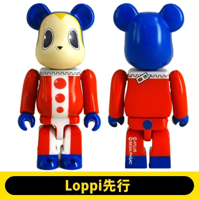 BE@RBRICK クマ 100% ペルソナ4 【Loppi先行】