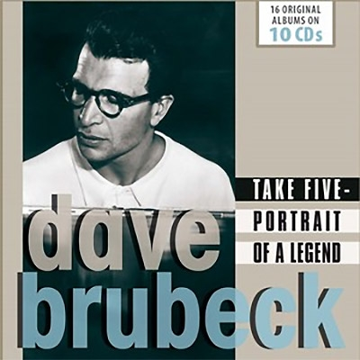 Take Five: Portrait Of A Legend (10CD)