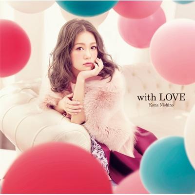with LOVE 【初回生産限定盤 (CD+DVD)】
