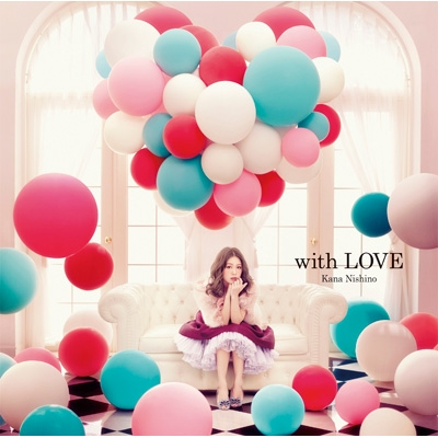 with LOVE 【通常盤】