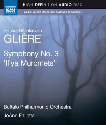 交響曲第3番『イリヤ・ムーロメツ』 ファレッタ&バッファロー・フィル