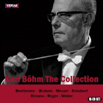 カール・ベーム・コレクション/1951〜63年録音集(15CD)