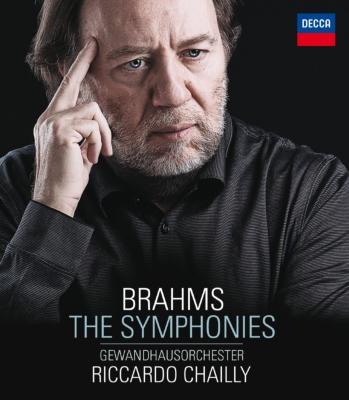 交響曲全集 シャイー&ゲヴァントハウス管弦楽団(ブルーレイ・オーディオ)