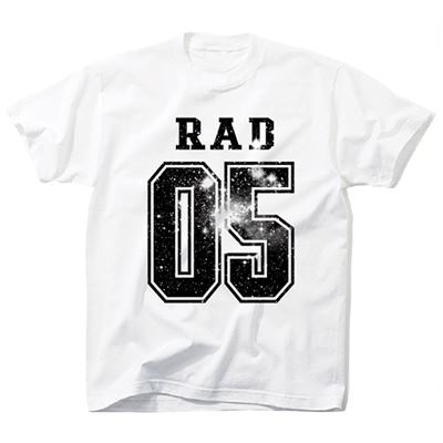 COLOR ME RAD 限定NUMBERTシャツ 【S】