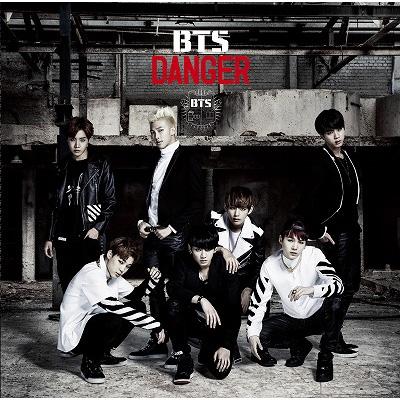 Danger-Japanese Ver.-【通常盤】