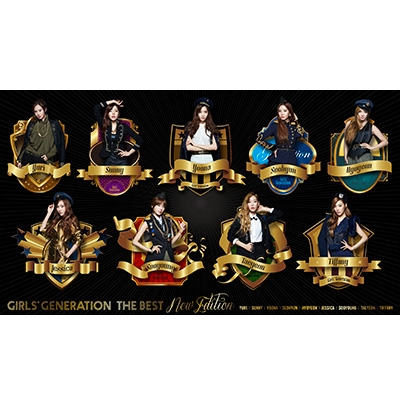 THE BEST 〜New Edition〜【完全生産限定盤】(CD+DVD+グッズ)
