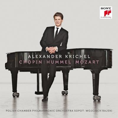 モーツァルト:ピアノ協奏曲第12番、ショパン:クラコヴィアク ...