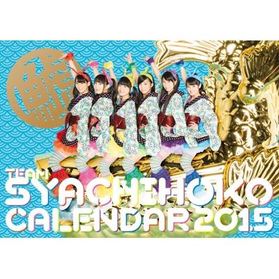 チームしゃちほこPHOTOカレンダーBOOK2015