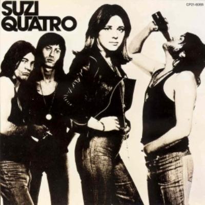 Suzi Quatro: サディスティック ロックの女王