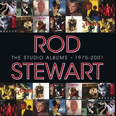 The Studio Albums : 1975-2001 (14CD)