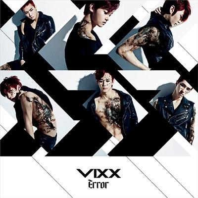 Error 【初回限定盤A】 (CD+DVD)