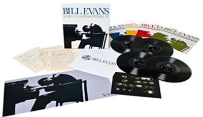 Complete Village Vanguard Recordings,1961 (BOX仕様/4枚組/180グラム重量盤レコード/Fantasy)