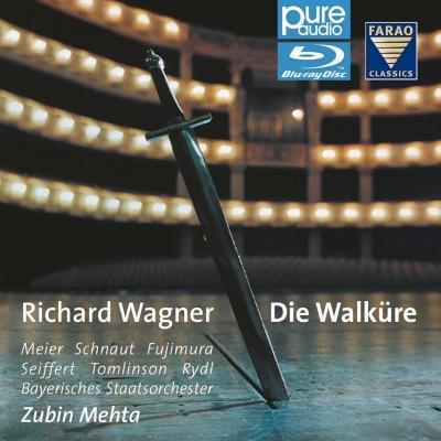 『ワルキューレ』全曲 メータ&バイエルン国立歌劇場、ザイフェルト、トムリンソン、他(2002 ステレオ)