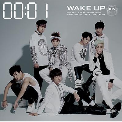 WAKE UP 【初回限定盤B】(CD+DVD)