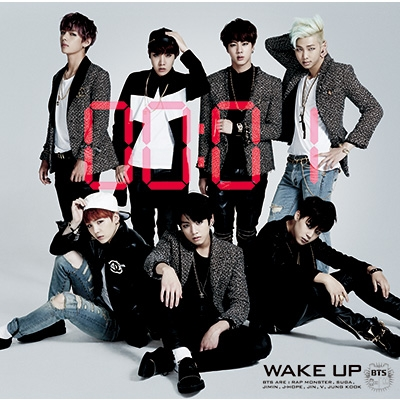 WAKE UP【通常盤】(CD Only) :...