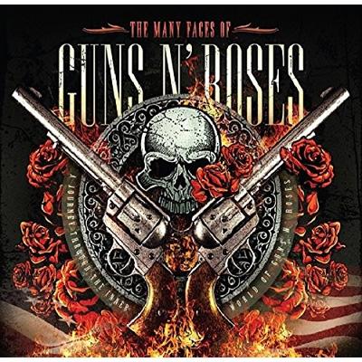 many faces of guns n roses hmv books online mbb7188