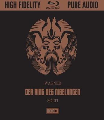 『ニーベルングの指環』全曲 ショルティ&ウィーン・フィル(ブルーレイ・オーディオ)